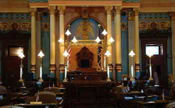 Michigan lawmakers return to work the second week of January. (MittenStatePhototog/Flickr)