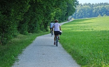 The Natural Resources and Outdoor Recreation Trust Fund could help create bike paths, and other ways to help Iowans be more active. (Pixabay)