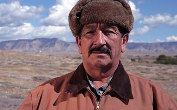 Ignacio Alvarado, a former sheep herder, advocates on behalf of Colorado's migrant workers. (Joe Mahoney)