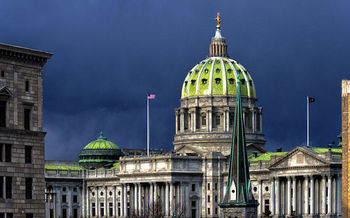 The combined state budget deficit could reach almost $3 billion by June 30. (Rlibrandi/Wikimedia Commons)