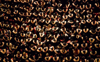 Idaho's class of 2015 ranked third in the country for its proportion of students with debt. (Faustin Tuyambaze/Unsplash)