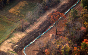 A draft environmental impact statement on the Mountain Valley Pipeline is drawing fire as incomplete. (Marcellus.org)