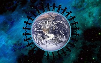 Those who struggle to find peace during divided times can find community with others.<br />(Pixabay)