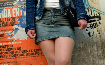 Rights4girls says one of the main predictors of entry into the juvenile justice system is sexual abuse; a new law seeks to change those odds by keeping some kids out of jail. (Jose Pereira)