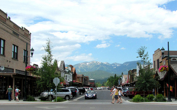 An event is planned in Whitefish, Mont., to counteract weeks of harassment of the town's Jewish residents. (-ted/Flickr)