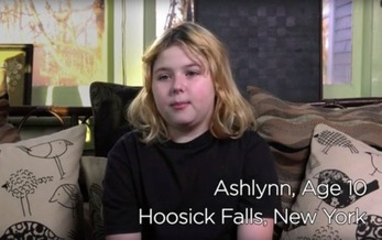 Hoosick Falls resident Ashlynn Sagendorf has a PFOA level of 31. The national average is 2. (EANY/EffectiveNY)