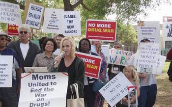 Moms United believes the war on drugs, attacks on immigrants and on the poor all are interconnected. (A New PATH)