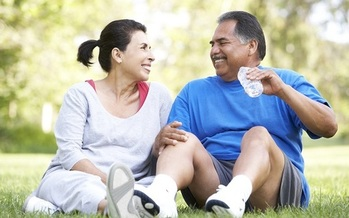 Millions made a New Year's resolution on Sunday to get healthy. (cdc.gov)