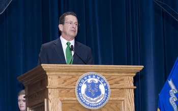 Gov. Dannel Malloy wants state lawmakers to enact a fair funding for public schools. (Dannel Malloy/flickr.com)