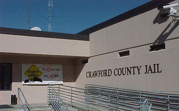 A death in an officer-involved shooting in Crawford County made news this week. The DOJ says more people are killed by law enforecment than previously estimated. (crawfordcosheriff.org)