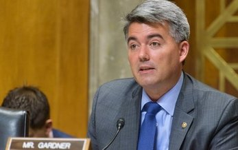 Coloradans are urging U.S. Sen. Cory Gardner not to repeal the Affordable Care Act. (U.S. Senate)