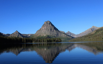The 130,000-acre Badger-Two Medicine area in western Montana is now free of any oil or gas leases. (Dan/Flickr)