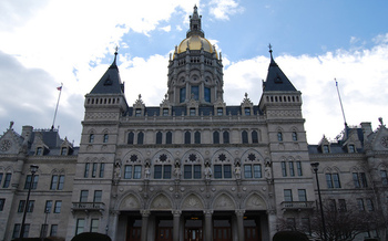 Connecticut legislators must close a $3 billion budget deficit over the next two fiscal years. (Jim Bowen/Flickr)