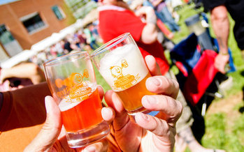 The Thirsty Orange Brew Extravaganza in April is one event for members of Tennessee's new