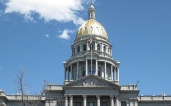 Colorado legislators hear a bill today that could pave the way for businesses and individuals to discriminate against people who don't share their religious views. (Colorado.gov)