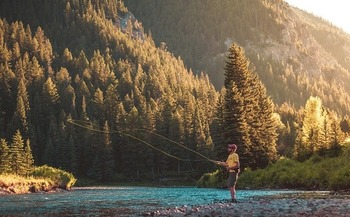 Groups advocating for hunters and anglers are crying foul over new rules passed in Congress that they say could pave the way for selling off the nation's public lands. (Pixabay)