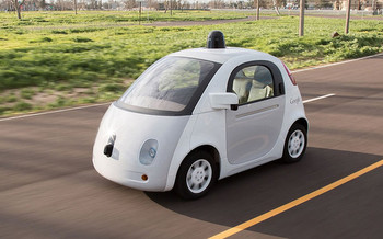 A new report says autonomous vehicles could make transportation much easier for people with disabilities. (Marc van der Chijs/Flickr)