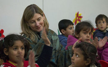 530 refugees, more than half from Syria, were resettled in Connecticut last year. (USAID)