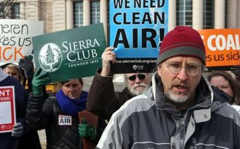 Environmental groups warn that some of the Trump administration's earliest actions could send Missouri's asthma rates even higher. (sierraclub.org)