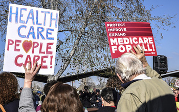 About 300,000 Nebraskans depend on Medicare for health care coverage. (ufcw770/Flickr)