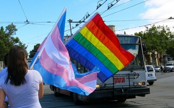 Thirty-one states have low or negative ratings for protection of transgender rights. (PROtorbakhopper/Flickr)