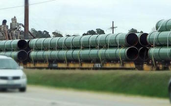 A multi-state natural-gas pipeline running though Michigan has been approved. (DodgertonSkillhause/morguefile)