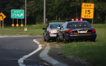 For undocumented drivers, a simple traffic stop could lead to deportation. (dwightsghost/flickr.com)