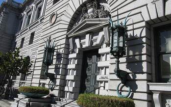 The San Francisco-based U.S. Court of Appeals for the Ninth Circuit reached a unanimous decision not to grant President Trump's immigration restrictions, but legal challenges are expected. (Ken Lund)