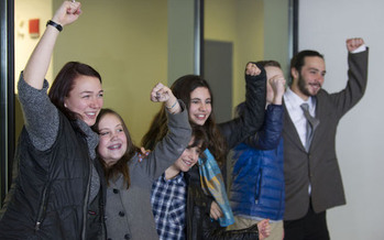 Youth plaintiffs in a federal case are alleging the federal government knew about the drastic effects of climate change, but did not do enough to slow its effects. (Robin Loznak/ZUMAPRESS.com)