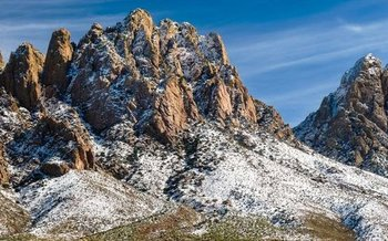 Two bills introduced Monday would designate parts of Organ Mountain-Desert Peaks and Rio Grande Del Norte National Monuments as Wilderness Areas. (Lisa Mandelkern)