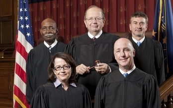 Indiana's Supreme Court justices will hear the concerns and suggestions of Hoosiers about race and gender bias in a series of discussions open to the public. (in.gov)