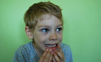 The spotlight is on children's dental health this month. (Pixabay)