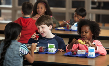 Arkansas schools are ranked seventh in the country for the number of low-income students in the School Breakfast Program. (U.S. Dept. of Agriculture)