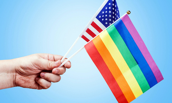 A new study shows that in states where same-sex marriage was legalized, fewer gay teenagers have attempted to take their own lives. (DoroO/iStockphoto)
