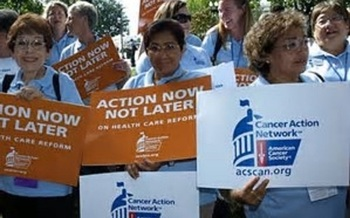 A coalition in Minnesota is urging federal lawmakers to consider patients when they make changes to the Affordable Care Act. (cancer.org)