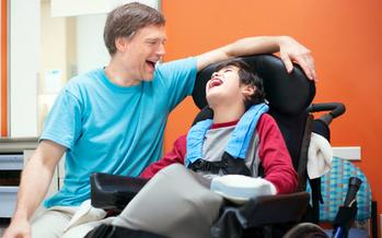 Advocates are pushing Texas lawmakers to restore Medicaid funding for children with disabilities. (jarenwicklund/iStockphoto)