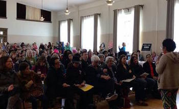 Eastern Washington University has hosted workshops and speeches leading up to International Women's Day. (Candace Martin/Eastern Washington University)