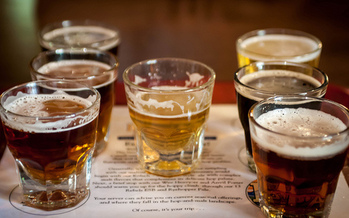 House Bill 67 would allow breweries that make as many as 100,000 barrels a year to self-distribute rather than having to hire a third-party distributor. (photoguyinmo/Flickr)