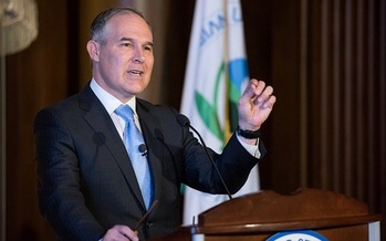 Controversial statements about climate change have been made by the Environmental Protection Agency's new chief, Scott Pruitt. (epa.gov)