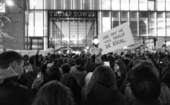 Women are becoming more politically involved since the election of Donald Trump, says a Wisconsin activist. (Photoluxstudio/iStockphoto)