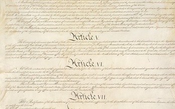State legislators want to enact Article V in order to add a balanced budget amendment to the Constitution. (Wikilmages/PIxabay)