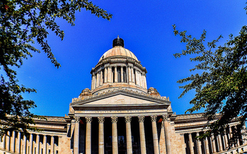 Lawmakers in Olympia are considering a bill to address the wage gap between women and men Washington State. (Rachel Samanyi/Flickr)