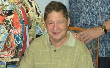 Harvey Chernikoff choked while riding a paratransit bus in 2011. This week, Nevada lawmakers take up a bill to require first aid training for drivers. (Chernikoff Family)