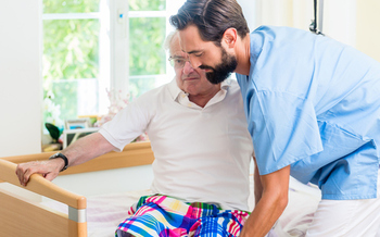 AARP Idaho says the American Health Care Act raises questions about nursing-home coverage for seniors provided through Medicaid. (kzenon/iStockphoto)