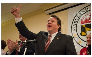 Rep. Alex Mooney of West Virginia's 2nd District has been criticized for not spending time in his district. He is expected to skip a town hall in South Charleston this week. (Mooney for Congress)