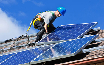 Legislation that would phase out net metering in Indiana could come up for a committee vote this week. (Sierra Club)