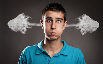 Mental health professionals say people can be stressed out by the toxic political atmosphere. (xavigm/iStockPhoto.com)