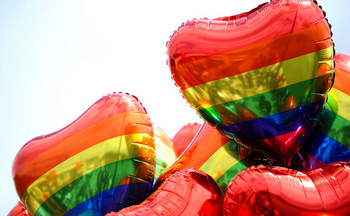 Experts say stigma and discrimination can contribute to poor health outcomes for LGBT individuals. (Guillaume Paumier/Flickr)