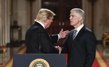 New reports show President Donald Trump's pick for the U.S. Supreme Court, Judge Neil Gorsuch, repeatedly has ruled against students with disabilities. (House.gov)