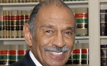 Rep. John Conyers, D-Mich., is among those convinced that a single-payer health-care system is the best solution. (Office of Rep. Conyers)